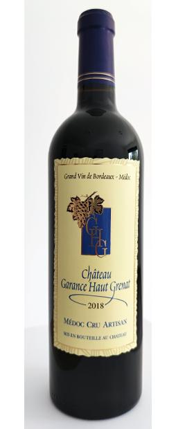 Château Garance Haut Grenat - Le Ruby de Lya
