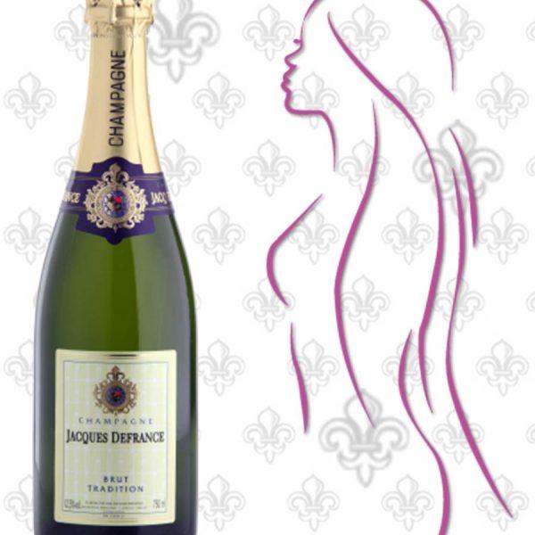 Champagne - Le Ruby de Lya
