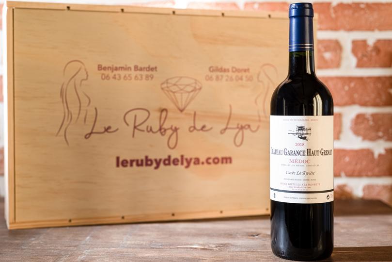 Le Ruby de Lya - Cuvée La Rivière 2018