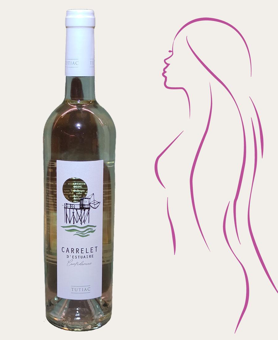 Le Ruby de Lya - vin blanc