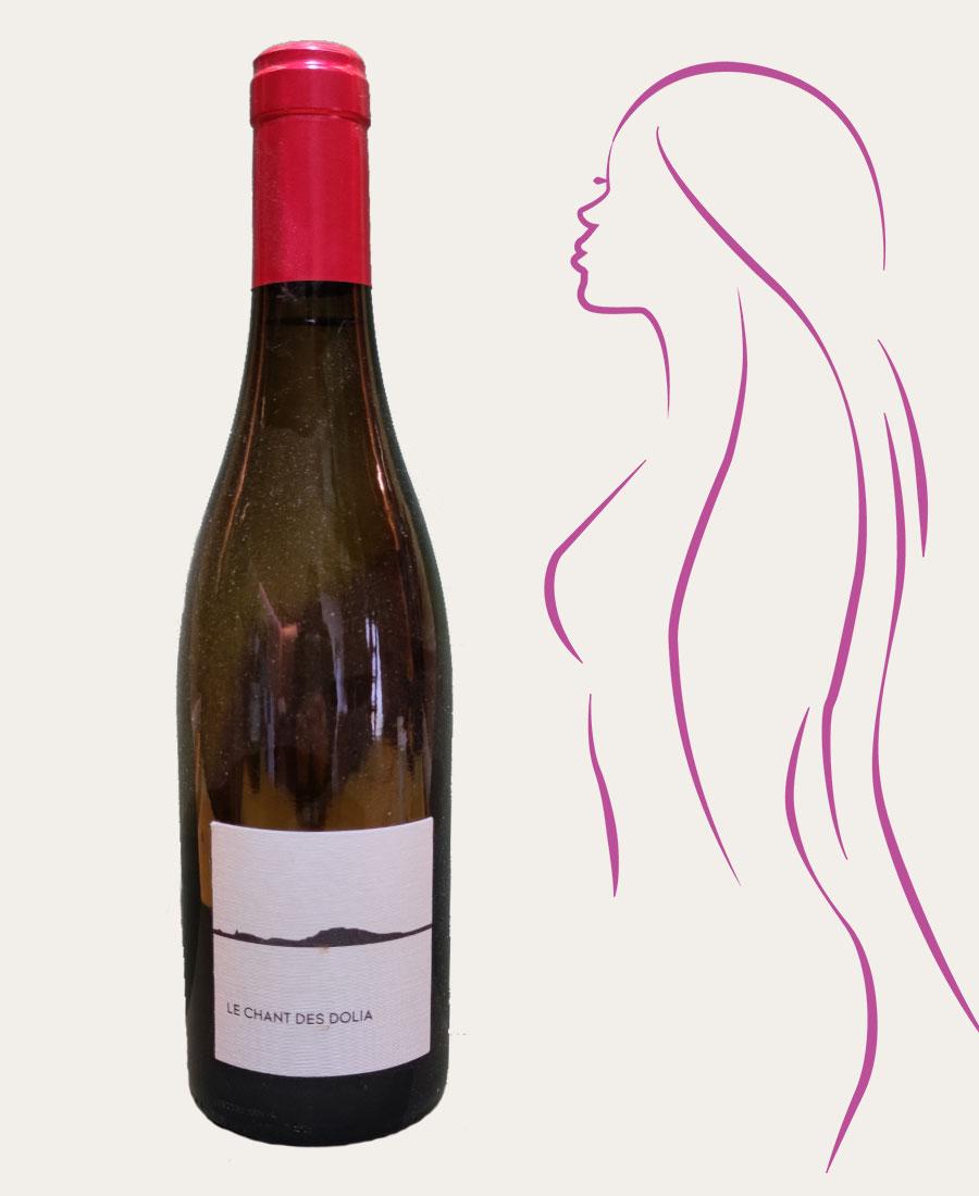 Vin blanc - Le Ruby de Lya